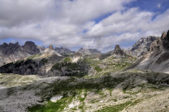 Landscape Dolomity Stock Photography