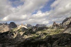 Landscape Dolomity Royalty Free Stock Photography