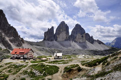 Landscape Dolomity Royalty Free Stock Photo