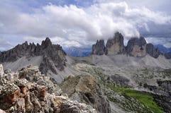 Landscape Dolomity Royalty Free Stock Image