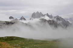 Landscape Dolomity Stock Image