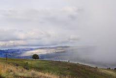 Landscape in Eastern Oregon Stock Photos