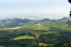 Landscape in Emilia Romagna (Italy) Royalty Free Stock Photography