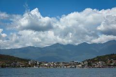 Landscape of Erhai Lake Stock Images