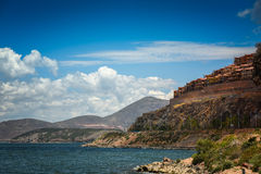 Landscape of Erhai Lake Royalty Free Stock Images