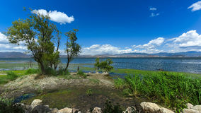 Landscape of Erhai Lake Royalty Free Stock Photography