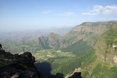 Landscape in Ethiopia Stock Images