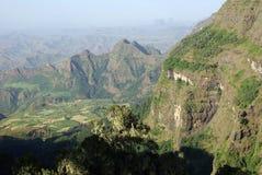Landscape in Ethiopia Stock Photos