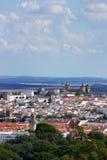 Landscape of  Evora. Royalty Free Stock Photo