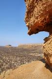 Landscape in Finger rock area Stock Photos