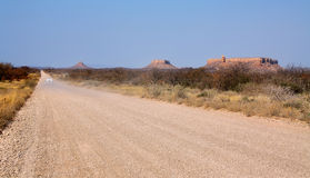 Landscape in Finger rock area Royalty Free Stock Photography