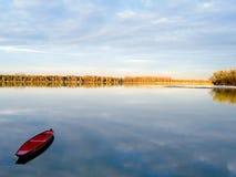 landscape floden Royaltyfri Foto