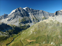 Landscape from French Alps, Vanoise. Stock Images
