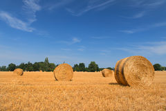 Landscape in French Haute Vienne Royalty Free Stock Photography