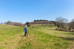 Landscape French Limousin Royalty Free Stock Photo
