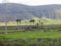 Landscape - Fuerteventura Stock Photo