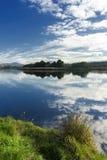 Landscape of galicia Royalty Free Stock Photo