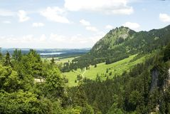 Landscape Germany Royalty Free Stock Photography