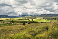 Landscape from the Golden Gate Highlands National Park Stock Image