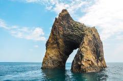 Landscape - Golden Gate Karadag in the Black Sea, Crimea Royalty Free Stock Photography