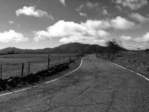 Landscape of Gran Canaria Royalty Free Stock Photos