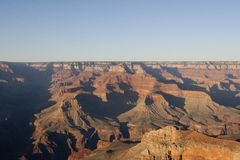 Landscape Grand Canyon Royalty Free Stock Photo