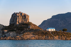 Landscape in Greece Royalty Free Stock Images