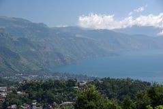 Landscape in Guatemala Stock Photo