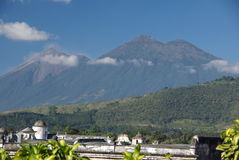 Landscape in Guatemala Stock Photos