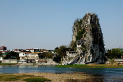 Landscape of Guilin Royalty Free Stock Photos