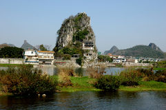 Landscape of Guilin Royalty Free Stock Images