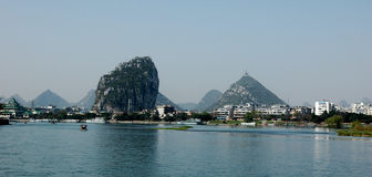 Landscape of Guilin Stock Photos