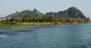 Landscape of Guilin Royalty Free Stock Image