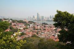 Landscape of Gulangyu Islet Royalty Free Stock Photography