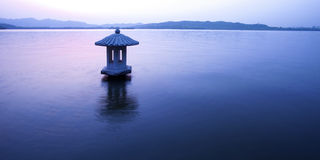 Landscape in hangzhou Stock Image