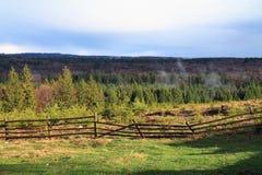 Landscape Harghita Stock Image