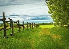 Landscape HDR Stock Image