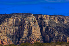 Landscape Helicopter Landing - Sedona, Arizona Stock Photos