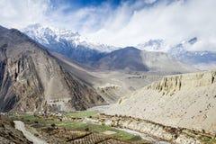 Landscape of Himalaya Stock Photography