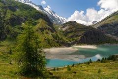 Hohe Tauern. Landscape in Hohe Tauern national park, Austria Stock Photos