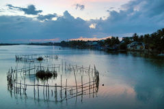 Landscape in Hoian Royalty Free Stock Image