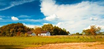 Landscape of hungary Stock Photo