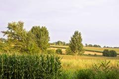 Landscape Hungary Royalty Free Stock Photo