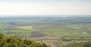 Landscape from Hungary, Tokaj Stock Photos