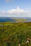 Landscape i Dinglehalvö Arkivfoton