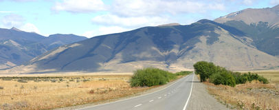 Landscape i patagonia Fotografering för Bildbyråer