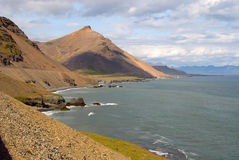 Landscape in iceland Royalty Free Stock Photos