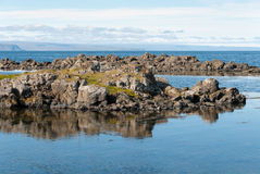 Landscape in Iceland Royalty Free Stock Photo