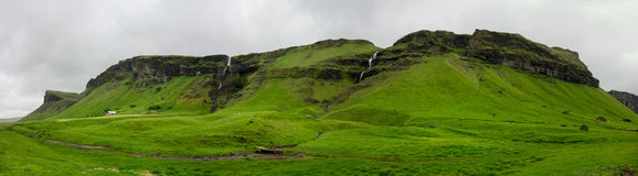Landscape in Iceland Stock Photo