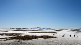 Landscape on Iceland Royalty Free Stock Image
